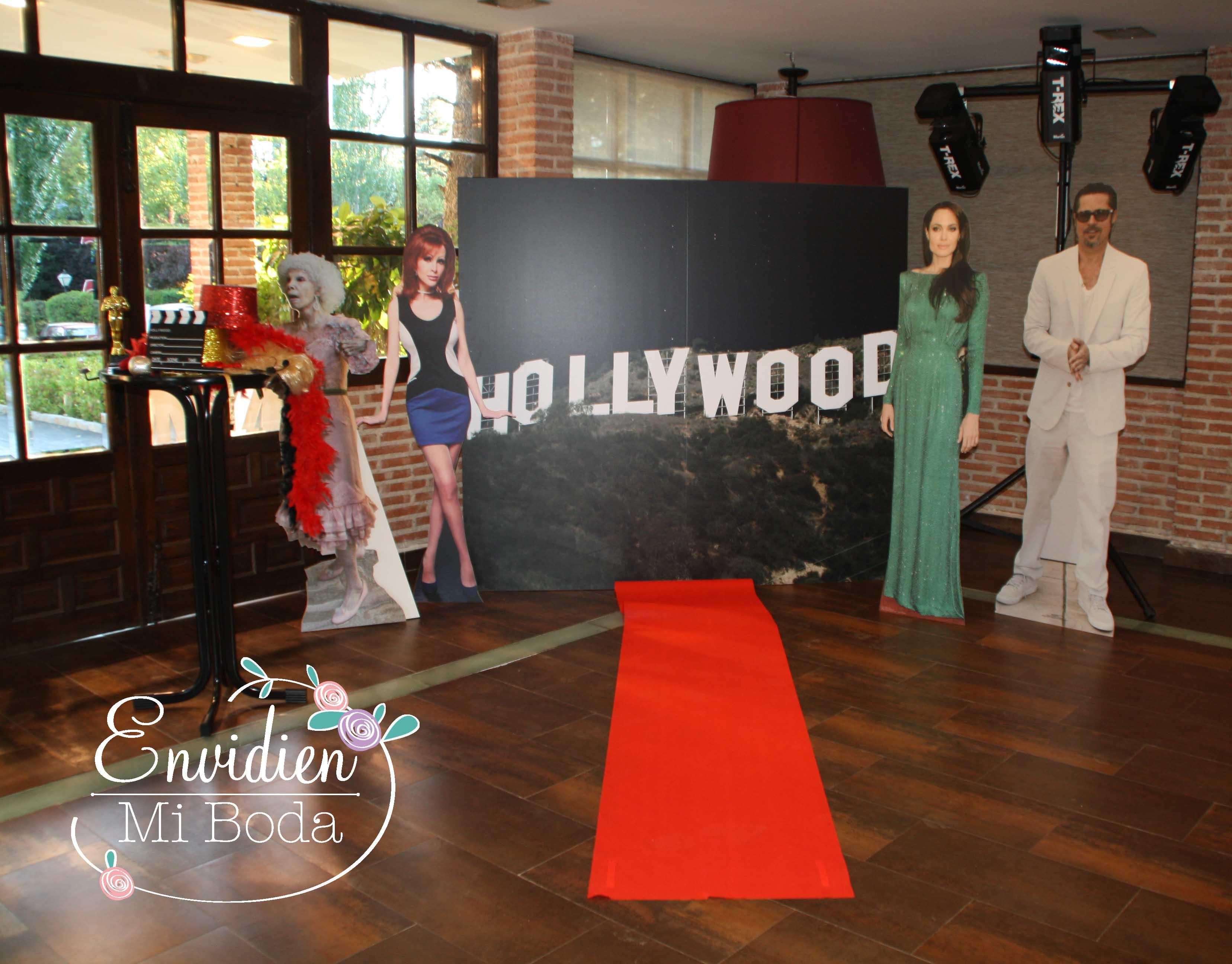 Photocall envidien mi boda for Decoracion de photocall