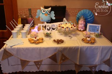 Baby Shower por EnvidienMiBoda