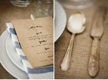 ¿cómo elegir en menú de la boda?