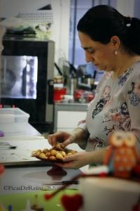 Desayuno envidioso en Acaramelada por Picas de Reina