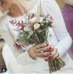 Ramos de novia románticos