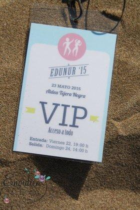 La Invitación de Nuria & Edupor MuchoChupChup