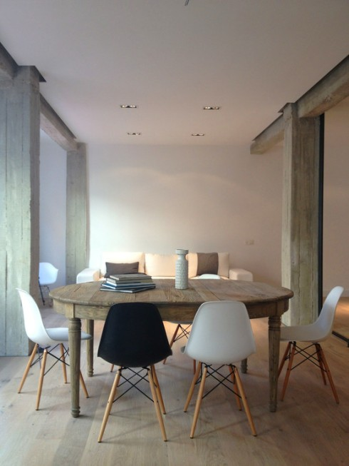 comedor de B-Mice design architecture