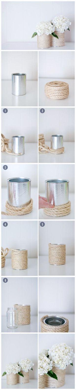 Tutorial para poner bonita una lata de tomate
