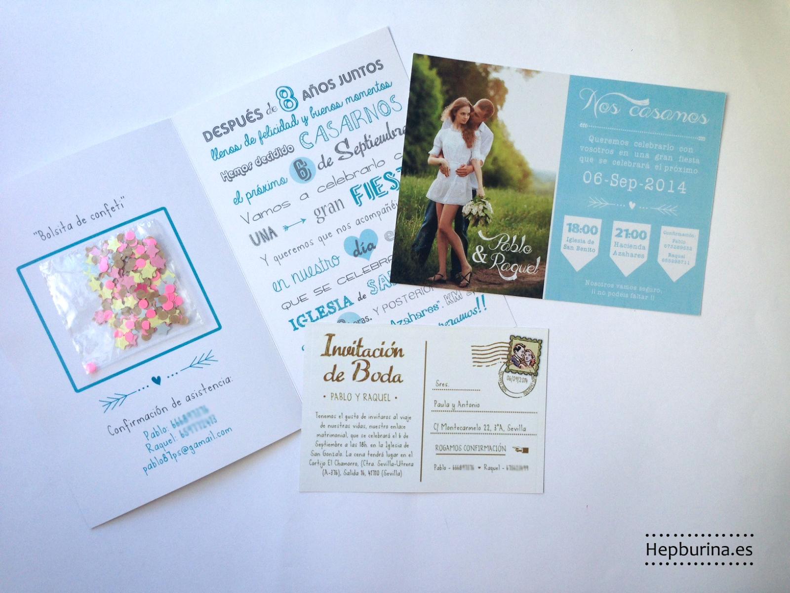 invitaciones de boda así son las tendencias del 2015 y las del 2016