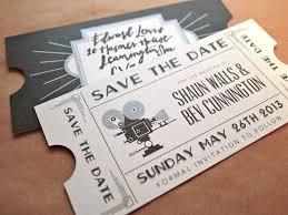 Invitaciones de boda para bodas temáticas