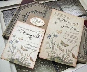 Invitaciones-de-boda-inspiradas-en-el-encanto-de-las-mariposas