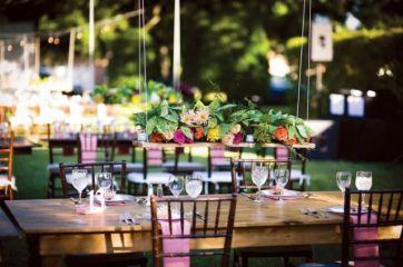 Cómo decorar tu boda rústica campestres