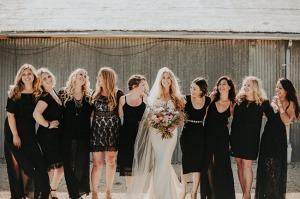 boda autentica en un motel