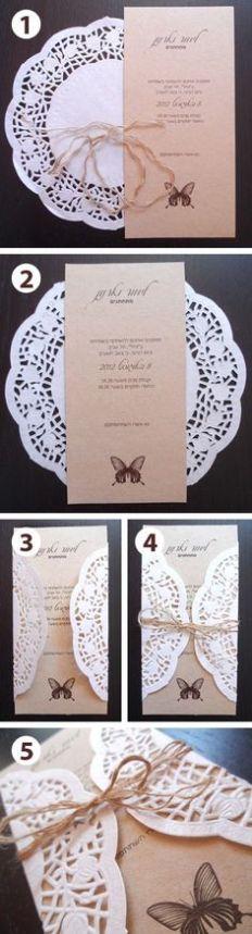 Invitaciones de boda con detalle y valor añadido