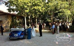 Detalles boda rústica en madrid de Lorena & Sergio