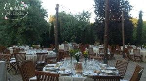 Detalles de la boda Rústica de Lorena & Sergio en madrid