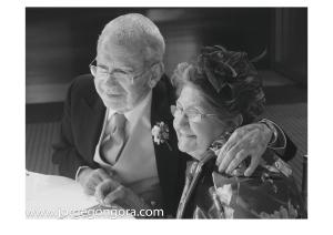 Las bodas de Jorge Gongora