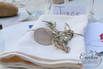 La boda campestre con cena al aire libre de Lorena & Sergio en Madrid