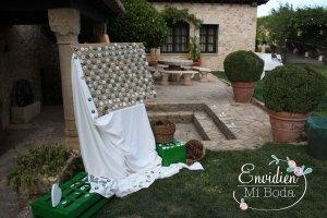 La boda rústica de Lorena & Diego en Guadalajara