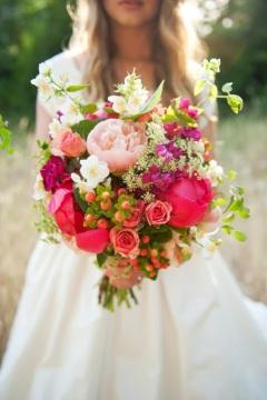 Ramos de novia de verano