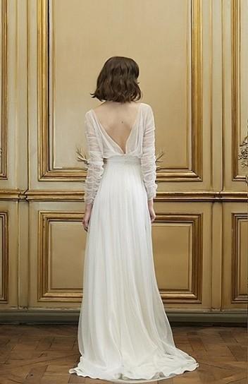 traje-de-novia-con-espalda-descubierta-de-delphine-manivet