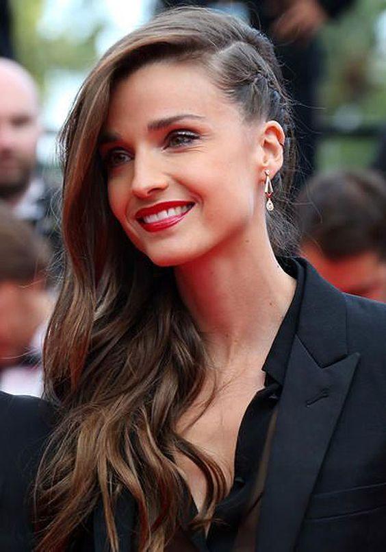peinados actuales para invitadas 2 - Peinados Actuales