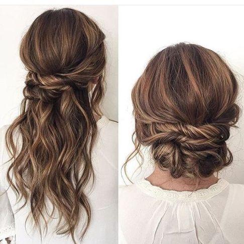 peinados actuales para invitadas 3