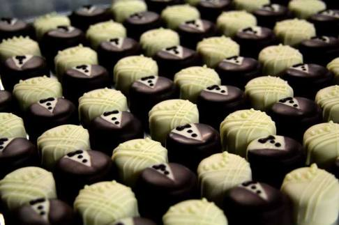 regalos para bodas chocolate