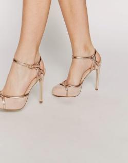 zapatos dorados 5