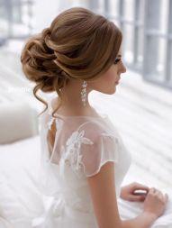 peinados para novias de 2018 10