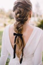 peinados para novias de 2018 6