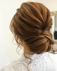 peinados para novias de 2018 8