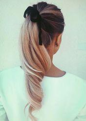 peinados para novias de 2018 9