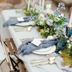 Detalles en mesas de banquete 2