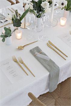 Detalles en mesas de banquete 6