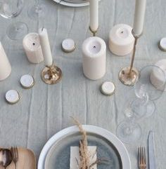 Detalles en mesas de banquete 7