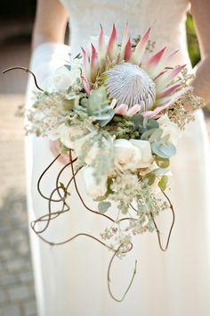 ramos de proteas novias1