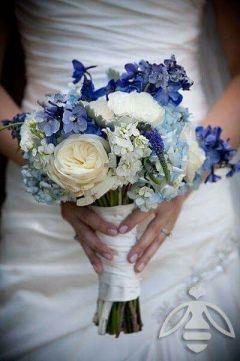Ramos de novia en azul (4)
